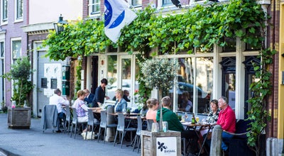 Photo of Mediterranean Restaurant Restaurant Basaal at Dunne Bierkade 3, Den Haag 2512 bc, Netherlands