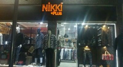 Photo of Men's Store Nikki Plus at 338 Sokak 16/a, Turkey