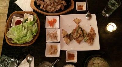 Photo of Korean Restaurant Maru at 182-184 Alma Road, Bournemouth BH9 1AJ, United Kingdom
