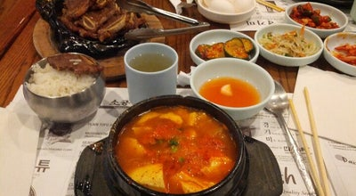 Photo of Korean Restaurant So Kong Dong Restaurant 소공동 순두부 at 130 Main St, Fort Lee, NJ 07024, United States