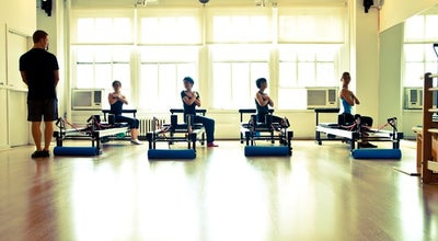 Photo of Outdoors and Recreation Beyond Pilates at 545 8th Ave, New York, NY 10018, United States