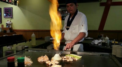 Photo of Japanese Restaurant Miyabi Japanese Steakhouse & Sushi at 2345 Foothill Blvd, La Verne, CA 91750, United States