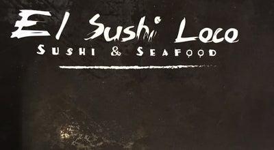 Photo of Sushi Restaurant El Sushi Loco at 15711 Amar Rd, La Puente, CA 91744, United States
