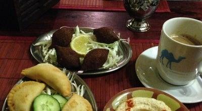 Photo of Middle Eastern Restaurant Klub cestovatelů Karavanseráj at Masarykovo Nábř. 239/22, Praha 110 00, Czech Republic
