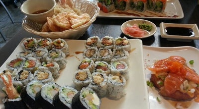 Photo of Sushi Restaurant Ginza Sushi at 8401 Weston Rd., Woodbridge, ON L4L 1A6, Canada