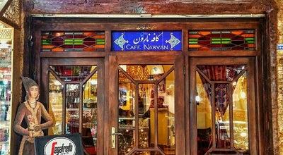 Photo of Cafe Cafe Narvan | کافه نارون at No. 9 - Qeysariyeh Bazaar - Naghsh Jahan Sq. - Isfahan - Iran, Isfahan, Iran