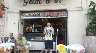 Photo of Ice Cream Shop Gelat d'or at Malta