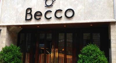 Photo of Italian Restaurant Becco at 355 W 46th St, New York, NY 10036, United States