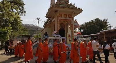 Photo of Buddhist Temple วัดไทรใต้ at Pak Nam Pho, Thailand