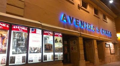 Photo of Indie Movie Theater Avenida 5 Cines at Marqués De Paradas 15, Seville, Spain