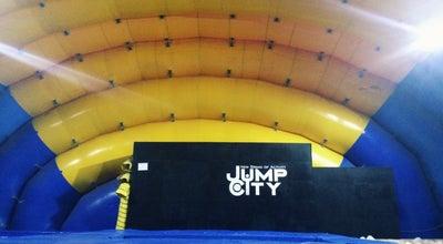 Photo of Theme Park jump city at Бульвар Победы, 23б, Воронеж, Russia
