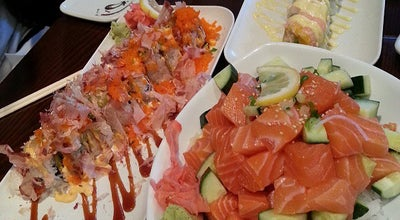 Photo of Sushi Restaurant Sushi Town at 5935 Hastings St., Burnaby, Ca V5B 1R7, Canada