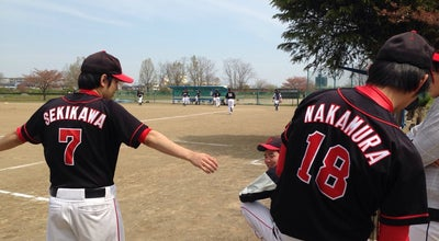 Photo of Baseball Field 鵜ノ木運動公園 at Japan