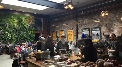 Photo of Coffee Shop Devoción at 69 Grand St, Brooklyn, NY 11249, United States