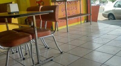 Photo of Burger Joint Hamburguesas Jhony at Carr. A Sauceda De La Borda, Guadalupe, Mexico