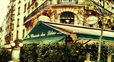 Photo of French Restaurant La Closerie des Lilas at 171 Boulevard Du Montparnasse, Paris 75005, France