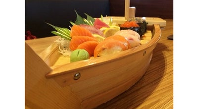 Photo of Japanese Restaurant Sushi Boat (Japanese Restaurant Teppanyaki Bar) at Kompleks River View Aa 21-22, Medan, Indonesia