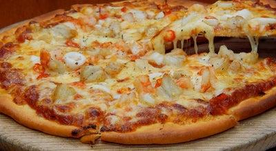 Photo of Italian Restaurant New York Pizza at Barrio San Antonio, Costado Sur De La Casa Del Vidrio (frente A Video Center), Ciudad Quesada, Costa Rica
