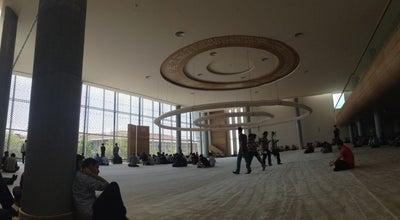 Photo of Mosque Fatih Üniversitesi Mehmet Hasırcılar Camii at Turkey