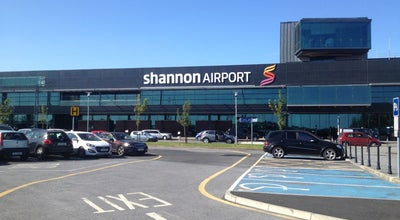 Photo of Airport Shannon International Airport (SNN) at Shannon Airport, Shannon, Ireland