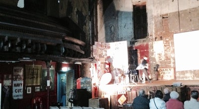 Photo of Music Venue The Britannia Panopticon Music Hall at 113-117 Trongate, Glasgow G1 5HD, United Kingdom