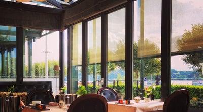Photo of French Restaurant Windows Restaurant at Quai Du Mont-blanc 17, Geneva 1201, Switzerland
