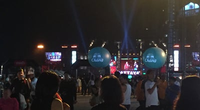 Photo of Music Venue มิวสิคเฟสติเวล เวทีพัทยากลาง at Thailand