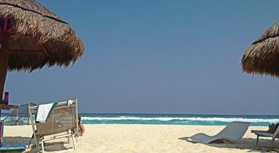 Photo of Beach Playa/Beach at Gran Melia Cancún, Cancún 77500, Mexico