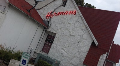 Photo of Steakhouse Herman's Ribhouse at 2901 N College Ave, Fayetteville, AR 72703, United States