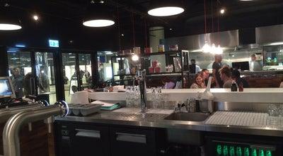Photo of Asian Restaurant Wagamama at De Ruijterkade 36b 1012 AA, Netherlands