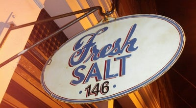 Photo of Bar Fresh Salt at 146 Beekman Street, New York, NY 10038, United States