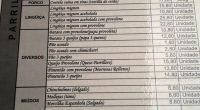Photo of Argentinian Restaurant Peña Del Sur Parrilla at Ernesto Che Guevara, Montenegro, Brazil