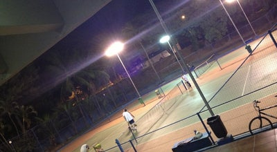 Photo of Tennis Court R Mattar Tennis Academy at R. Braulio Macedo, 417, Vitória 29052-640, Brazil