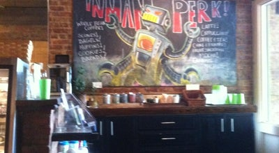 Photo of Coffee Shop Inman Perk Coffee at 102 Washington St Se, Gainesville, GA 30501, United States
