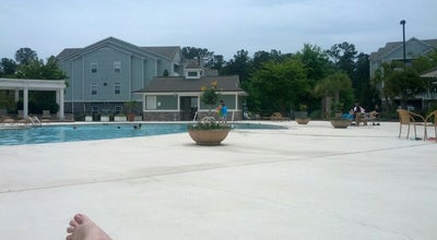 Photo of Pool Poolside At Mayfaire at 1441 Parkview Cir, Wilmington, NC 28405, United States