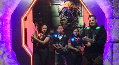 Photo of Laser Tag Laser Battle at Johor Bahru City Square, Johor Bahru, Malaysia