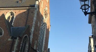 Photo of Church Chapelle de la Madeleine / Magdalenakapel at Rue De La Madeleine / Magdalenastraat, Brussels 1000, Belgium