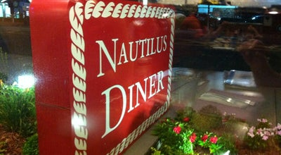 Photo of Diner The Nautilus Diner at 1240 W Boston Post Rd, Mamaroneck, NY 10543, United States