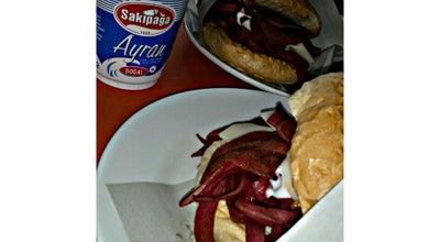 Photo of Burger Joint Oburix Sandviç Diyarı at Torbalı Ertuğrul Mahalesi, İzmir Torbalı 35860, Turkey