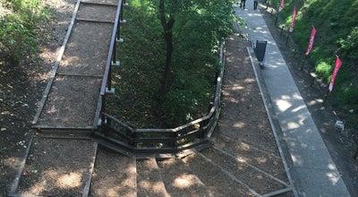 Photo of Historic Site 上田電鉄真田傍陽線 公園前駅跡 at 大手1, 上田市, Japan
