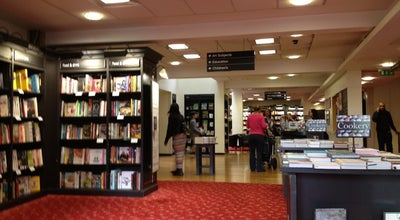 Photo of Bookstore Waterstones at 24-26 High St, Birmingham B4 7SL, United Kingdom