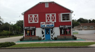 Photo of Ice Cream Shop Old Farmer's Creamery at 2531 4th St N, Saint Petersburg, FL 33704, United States