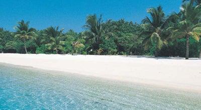 Photo of Beach Playa Isla Aguada at Mexico