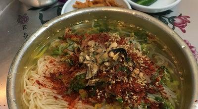 Photo of Korean Restaurant 어울림 at 평거동, 진주시, South Korea