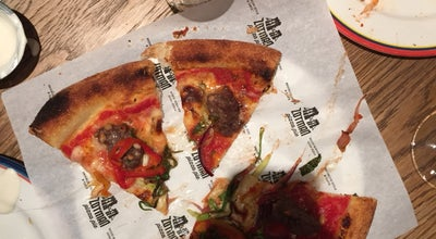 Photo of Pizza Place Zotman Pizza Pie at Большая Никитская Ул., 23/14/9, Москва 119019, Russia