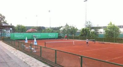 "Photo of Tennis Court Тенис Кортове ""Хасково"" at Bulgaria"
