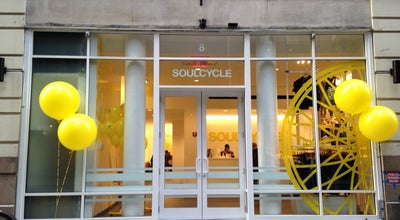 Photo of Cycle Studio SoulCycle 19th at 8 W 19th St, New York, NY 10011, United States