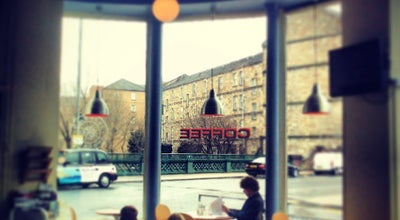 Photo of Coffee Shop Offshore at 3-5 Gibson St, Glasgow G12 8NU, United Kingdom