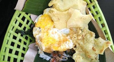 Photo of Vegetarian / Vegan Restaurant Nasi Pecel Pincuk Berkah at Jl. Puncak Borobudur B/17, Malang, Indonesia
