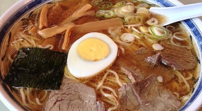 Photo of Ramen / Noodle House 皿谷食堂 at 本町2-6-54, 寒河江市 991-0031, Japan